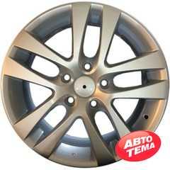 Купить REPLICA Skoda JT-1265 SiL R16 W6.5 PCD5x112 ET45 DIA57.1