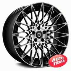 LEXANI CCS16 BLK MF Face - Интернет магазин шин и дисков по минимальным ценам с доставкой по Украине TyreSale.com.ua