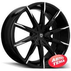 LEXANI CSS15 Black & Mach Tip - Интернет магазин шин и дисков по минимальным ценам с доставкой по Украине TyreSale.com.ua