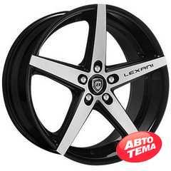LEXANI R-4 Mach Face/Blk - Интернет магазин шин и дисков по минимальным ценам с доставкой по Украине TyreSale.com.ua