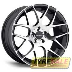 AVANT Garde M310 Gunmetal Machined - Интернет магазин шин и дисков по минимальным ценам с доставкой по Украине TyreSale.com.ua