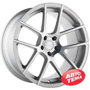 Купить AVANT Garde M510 Satin Silver R20 W10 PCD5x112 ET35 HUB66.5