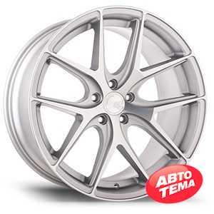 Купить AVANT Garde M580 Satin Silver R20 W10 PCD5x120 ET38 HUB72.56