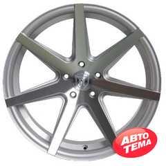 Rohana RC7 Machine Silver - Интернет магазин шин и дисков по минимальным ценам с доставкой по Украине TyreSale.com.ua