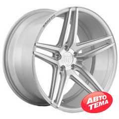Rohana RC8 Machine Silver - Интернет магазин шин и дисков по минимальным ценам с доставкой по Украине TyreSale.com.ua
