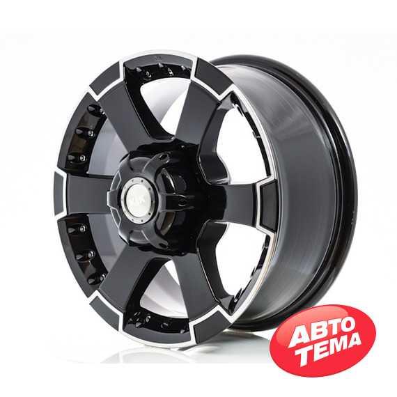 КИК M56 алмаз черный - Интернет магазин шин и дисков по минимальным ценам с доставкой по Украине TyreSale.com.ua