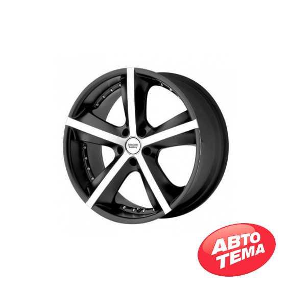 AMERICAN RACING AR882 M-BLK/MCH - Интернет магазин шин и дисков по минимальным ценам с доставкой по Украине TyreSale.com.ua