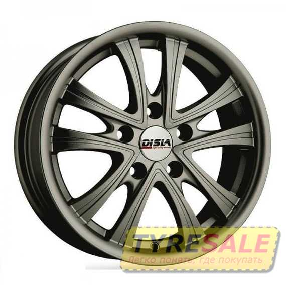 Купить DISLA Evolution 608 GM R16 W7 PCD5x112 ET38 DIA66.6
