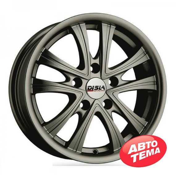 Купить DISLA Evolution 608 GM R16 W7 PCD5x118 ET38 DIA71.1