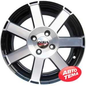 Купить DISLA Hornet 501 BD R15 W6.5 PCD4x108 ET35 DIA67.1