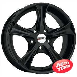 Купить DISLA Luxury 306 Black R13 W5.5 PCD4x98 ET30 DIA58.6