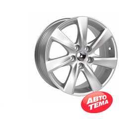 Купить JH 1479 Silver R16 W7 PCD5x114.3 ET43 DIA67.1