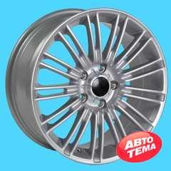 Купить JH 1453 Silver R17 W7 PCD5x114.3 ET35 DIA70.1