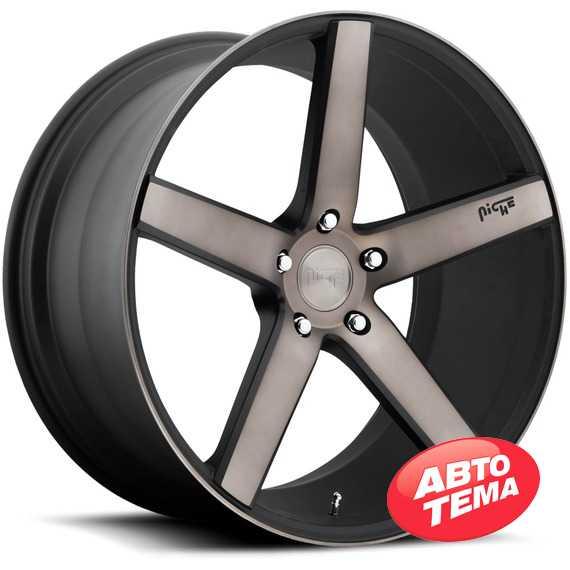 Niche Milan Black/DDT - Интернет магазин шин и дисков по минимальным ценам с доставкой по Украине TyreSale.com.ua