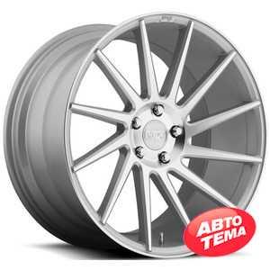 Купить Niche Surge Silver R20 W10.5 PCD5x120 ET35 HUB72.56