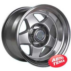 Купить JH 1668 SML R16 W10 PCD6x139.7 ET-22 DIA108.1