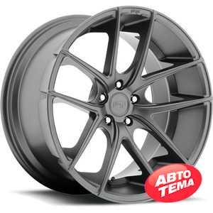 Купить Niche Targa Gray R20 W8.5 PCD5x120 ET35 HUB72.56