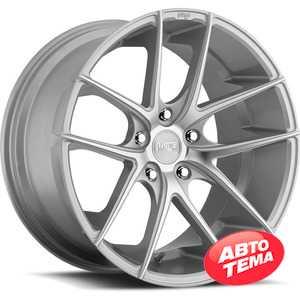 Купить Niche Targa Silver R20 W8.5 PCD5x112 ET34 HUB66.6