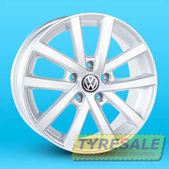 Купить REPLICA Volkswagen JT-1220 SiL R16 W7 PCD5x112 ET40 DIA57.1