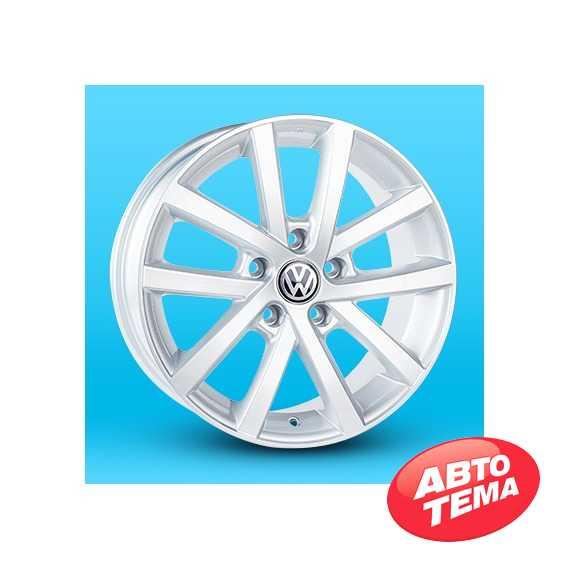REPLICA Volkswagen JT-1220 SiL - Интернет магазин шин и дисков по минимальным ценам с доставкой по Украине TyreSale.com.ua