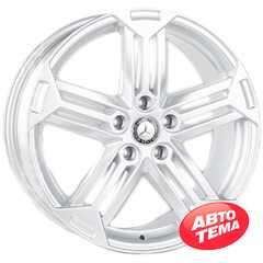REPLICA Mercedes JT-1192 SiL - Интернет магазин шин и дисков по минимальным ценам с доставкой по Украине TyreSale.com.ua