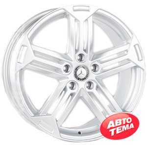 Купить REPLICA Mercedes JT-1192 SiL R18 W7.5 PCD5x112 ET45 DIA66.45