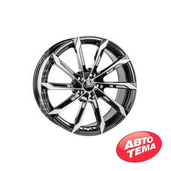 REPLICA Audi JT-2058 MB - Интернет магазин шин и дисков по минимальным ценам с доставкой по Украине TyreSale.com.ua