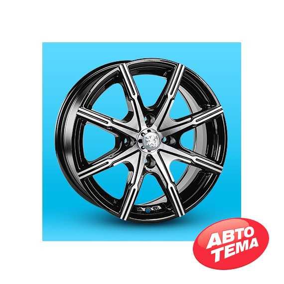 REPLICA Peugeot JT-1601 BM - Интернет магазин шин и дисков по минимальным ценам с доставкой по Украине TyreSale.com.ua