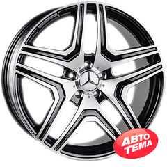 REPLICA Mercedes JT 1284 BM - Интернет магазин шин и дисков по минимальным ценам с доставкой по Украине TyreSale.com.ua