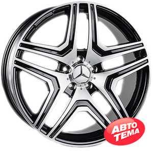 Купить REPLICA Mercedes JT 1284 BM R20 W9 PCD5x112 ET48 DIA66.6
