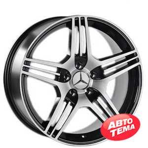 Купить REPLICA Mercedes-AMG JT-1228 BM R19 W8.5 PCD5x112 ET35 DIA66.6