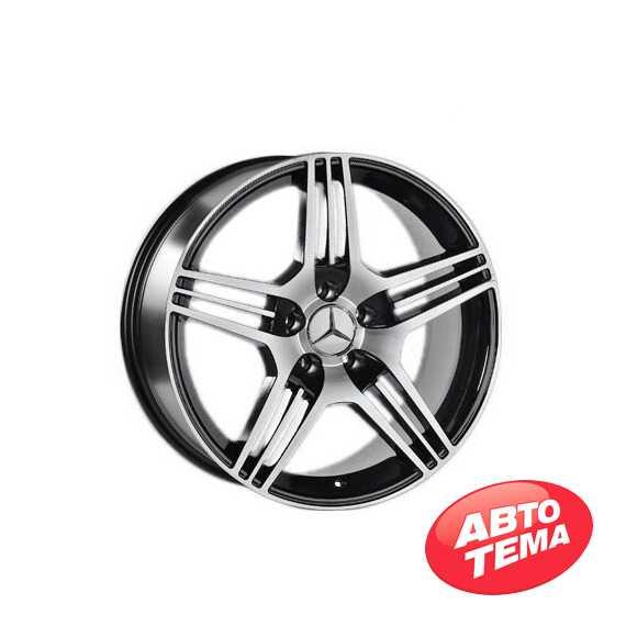 REPLICA Mercedes-AMG JT-1228 BM - Интернет магазин шин и дисков по минимальным ценам с доставкой по Украине TyreSale.com.ua