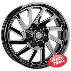 REPLICA Toyota JT-1627 BMill - Интернет магазин шин и дисков по минимальным ценам с доставкой по Украине TyreSale.com.ua