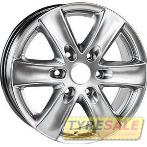 Купить REPLICA Volkswagen JT -1632 HB R16 W7 PCD6x130 ET50 DIA84.1