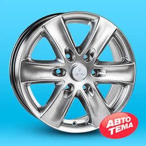 Купить REPLICA Mitsubishi JT -1632 HB R16 W7 PCD6x139.7 ET45 DIA67.1