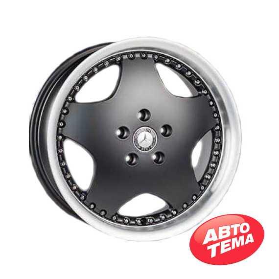REPLICA Mercedes-AMG JT-1449 BMatt - Интернет магазин шин и дисков по минимальным ценам с доставкой по Украине TyreSale.com.ua
