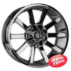 REPLICA Lexus JT-1626 HHB - Интернет магазин шин и дисков по минимальным ценам с доставкой по Украине TyreSale.com.ua