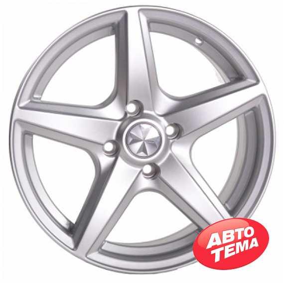 REPLICA Citroen JH 1457 Silver - Интернет магазин шин и дисков по минимальным ценам с доставкой по Украине TyreSale.com.ua