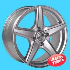 REPLICA Chevrolet JH 1457 Silver - Интернет магазин шин и дисков по минимальным ценам с доставкой по Украине TyreSale.com.ua