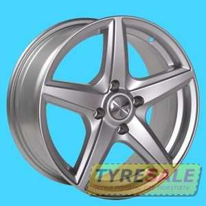 Купить REPLICA Chevrolet JH 1457 Silver R16 W7 PCD5x105 ET39 DIA56.6