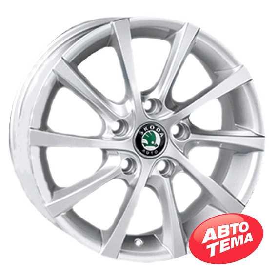 REPLICA Volkswagen JT-1263 SiL - Интернет магазин шин и дисков по минимальным ценам с доставкой по Украине TyreSale.com.ua