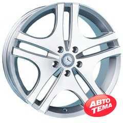 REPLICA Audi A-F033 GF - Интернет магазин шин и дисков по минимальным ценам с доставкой по Украине TyreSale.com.ua