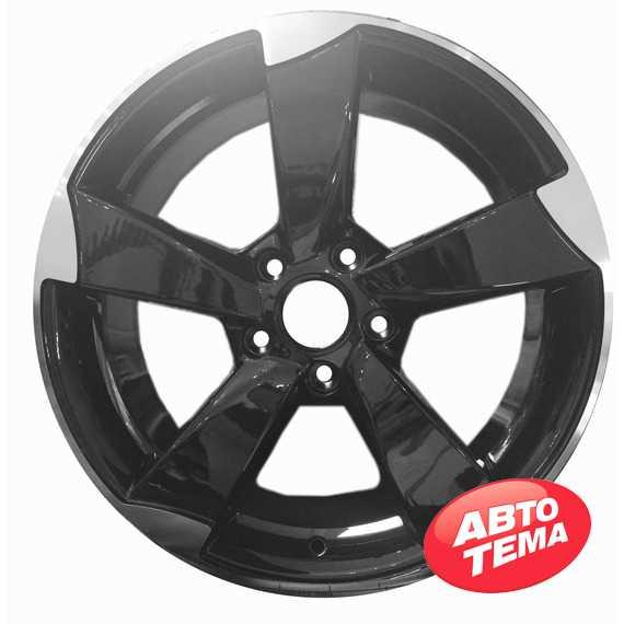 REPLICA Audi JT-1225 MB - Интернет магазин шин и дисков по минимальным ценам с доставкой по Украине TyreSale.com.ua