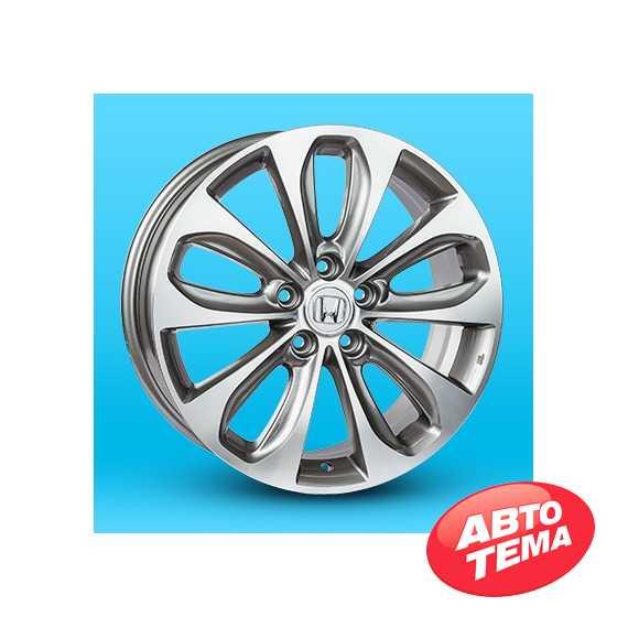 REPLICA Honda A-R2304 GM - Интернет магазин шин и дисков по минимальным ценам с доставкой по Украине TyreSale.com.ua