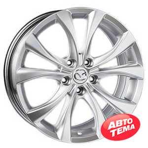 Купить REPLICA Mazda A-R583 HS R18 W7.5 PCD5x114.3 ET45 DIA67.1