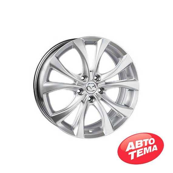 REPLICA Mazda A-R583 HS - Интернет магазин шин и дисков по минимальным ценам с доставкой по Украине TyreSale.com.ua
