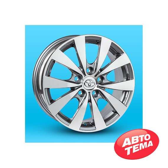 REPLICA Toyota A-R041 GM - Интернет магазин шин и дисков по минимальным ценам с доставкой по Украине TyreSale.com.ua