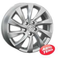 REPLICA Mazda A-R076 S - Интернет магазин шин и дисков по минимальным ценам с доставкой по Украине TyreSale.com.ua