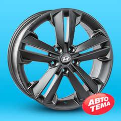REPLICA Hyundai A-R2510 BM - Интернет магазин шин и дисков по минимальным ценам с доставкой по Украине TyreSale.com.ua