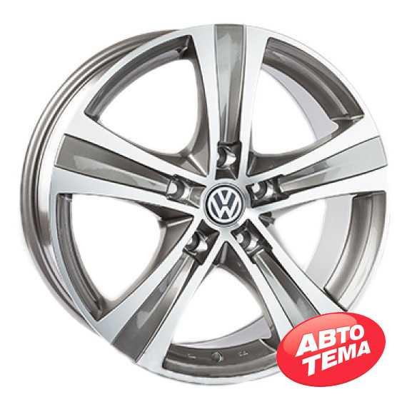 REPLICA Audi JT-1410 GM - Интернет магазин шин и дисков по минимальным ценам с доставкой по Украине TyreSale.com.ua
